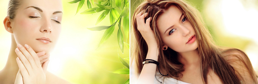 Green Tea Ingredients for Beauty