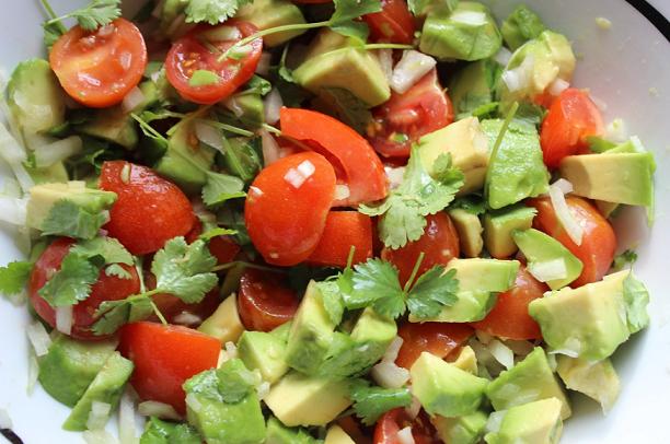 Raw Food for Detix