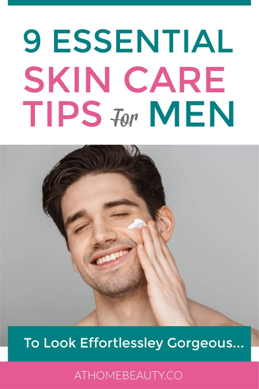 Beauty Tips for Men